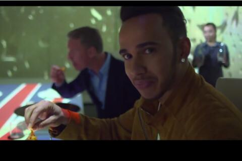 Lewis Hamilton : Plongée dans le Shanghai intime et secret de la star de la F1