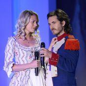 Marie-Antoinette: Mickaël Miro et Aurore Delplace, l'amour fou selon Barbelivien