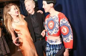 Amber Heard, une mariée loin de Johnny Depp: Trop proche d'une amie qui dérange