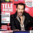 Florent Pagny en couverture de Télé Poche