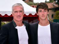 Didier Deschamps et son fils Dylan: Ravis devant un grand Djokovic à Monte-Carlo