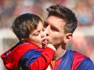 Lionel Messi, ses confidences de papa : ''Thiago a bouleversé ma vie''