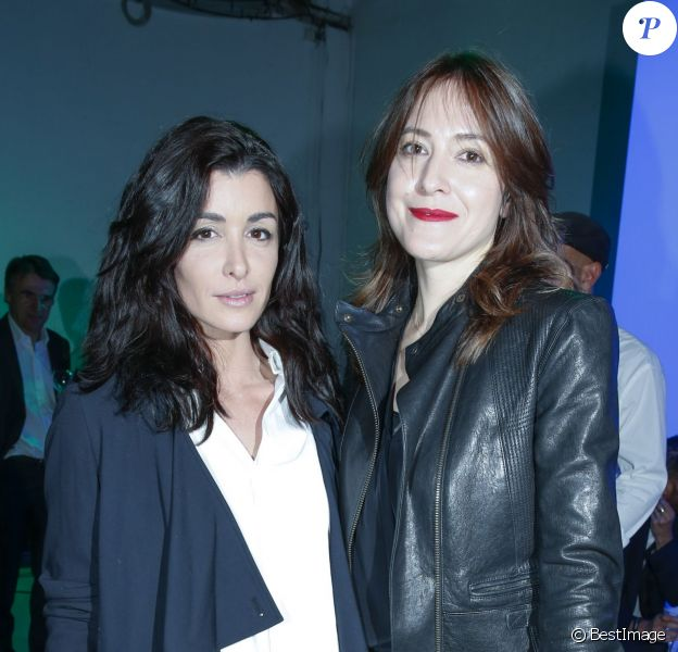 Jenifer Bartoli et Keren Ann - Soirée de lancement de la collection Pop de Lancel au Palais de Tokyo à Paris, le 23 avril 2015.