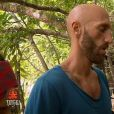 Jeff s'est blessé dans Koh-Lanta 2015, le vendredi 24 avril 2015, sur TF1