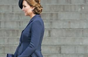 Accouchement de Kate Middleton : La duchesse de Cambridge est à la maternité !