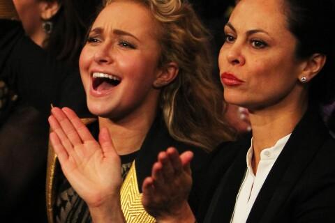 Hayden Panettiere : Maman et fan exaltée face à son chéri Wladimir Klitschko