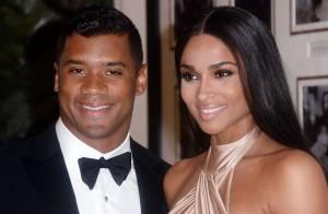 Ciara amoureuse de Russell Wilson : La sublime maman officialise devant Obama