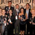 """Le casting de la série """"Everybody Loves Raymond"""" au grand complet lors des TV Land Awards au Sony Studios le 17 avril 2010 à Culver City"""
