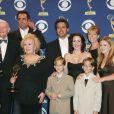 Le casting de la série 'Everybody Loves Raymond' aux Emmy Awards à Los Angeles, le 18 septembre 2005