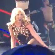 Britney Spears se blesse sur scène : Ses prochains concerts à Vegas annulés