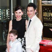 Julianna Margulies : Stylée avec son mari et son fils pour recevoir son étoile
