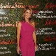 Lori Loughlin - Tapis rouge de la soiree Salvatore Ferragamo a Los Angeles le 17 octobre 2013