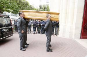 Obsèques de Patachou : Son fils Pierre inconsolable, Michou et Hervé Vilard émus