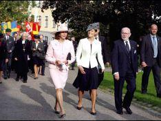 PHOTOS : Princesse Victoria de Suède, quel drôle de bibi !