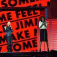 Jimmy Somerville - Concert Stars 80 au Stade de France à Saint-Denis le 9 mai 2015.