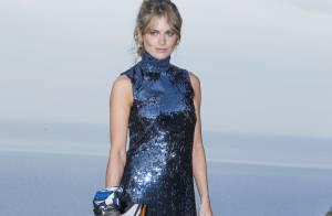 Cressida Bonas fatale en Dior au Palais Bulles, parée pour le Festival de Cannes