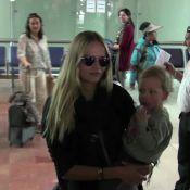 Natasha Poly à Cannes : Son adorable fille Aleksandra lui vole la vedette !