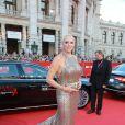 Brigitte Nielsen lors du Life Ball 2015 à Vienne, le 16 mai 2015