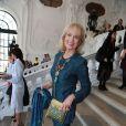 Dagmar Koller à la journée Life Ball Gold - Ver Sacrum à Vienne, le 16 mai 2015