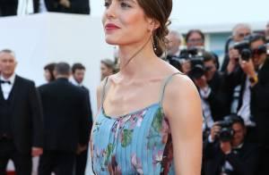 Cannes 2015 : Charlotte Casiraghi printanière face à Salma Hayek ultradécolletée