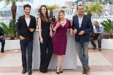 Cannes 2015: Charlotte Le Bon en 'Joie' au côté de Marilou Berry et Pierre Niney