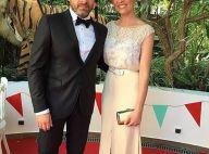 Cannes 2015 : Lilou Fogli et Clovis Cornillac, amoureux heureux sur les marches