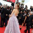 """Daria Strokous - Montée des marches du film """"Sicario"""" lors du 68e Festival International du Film de Cannes le 19 mai 2015"""