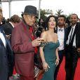 """Joe Jackson - Montée des marches du film """"Sicario"""" lors du 68e Festival International du Film de Cannes le 19 mai 2015"""