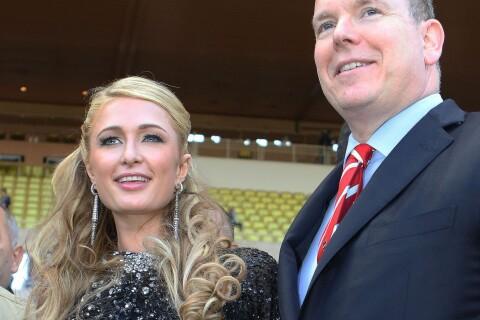 Albert de Monaco : Tout sourire pour son match malgré l'inattendue Paris Hilton