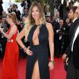 """Martika Caringella du Bachelor 2014 - Montée des marches du film """"Youth"""" lors du 68 ème Festival International du Film de Cannes, à Cannes le 20 mai 2015."""