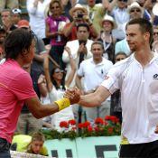 Robin Söderling, bourreau de Rafael Nadal : ''Qu'on arrête de m'en parler''