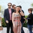 "Marion Cotillard - Photocall du film ""Macbeth"" lors du 68ème Festival International du Film de Cannes. Cannes, le 23 mai 2015  Call for ""Macbeth"" at the 68th Cannes Film Festival. Cannes, on may 23th 201523/05/2015 - Cannes"