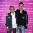 Exclusif - Richard Orlinski participe à la dernière soirée à la suite Sandra and Co organisée à l'occasion du 68e Festival international du film de Cannes, le 22 mai 2015.