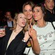 Exclusif - Cécile de France et Mathilde Serrell participent à la dernière soirée à la suite Sandra and Co organisée à l'occasion du 68e Festival international du film de Cannes, le 22 mai 2015.