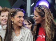 REPORTAGE PHOTOS : Les sublimes Rania de Jordanie et Elle Macpherson, réunies pour la bonne cause !