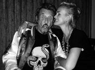 Johnny Hallyday dévoile Laeticia nue : Un tatouage et une photo sublimes