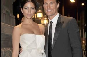REPORTAGE PHOTO : Jennifer Lopez et son mari, Matthew McConaughey et sa femme... quel couple est le plus glamour à Milan ?