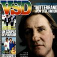 Magazine  VSD  en kiosques le 28 mai 2015.