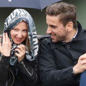 Roland-Garros : Audrey Lamy amoureuse face à Jean-Luc Reichmann et Cyril Hanouna