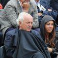Christian Bîmes - People à Roland-Garros à Paris le 31 mai 2015.