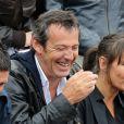 Jean-Luc Reichmann - People à Roland-Garros à Paris le 31 mai 2015.