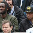 Roland-Garros le 31 mai 2015.