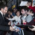 "Colin Trevorrow - Première du film ""Jurassic World"" à l'Ugc Normandie à Paris le 29 mai 2015."