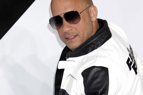 Vin Diesel : Première affiche pour Fast & Furious 8, du sang au menu