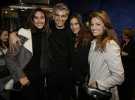 Doria Tillier, Mélanie Thierry et Zoé Felix fêtent le retour de ''Hard''
