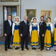 La princesse Victoria de Suède est rentrée juste à temps du Portugal pour prendre part aux célébrations de la Fête nationale à Stockholm, le 6 juin 2015