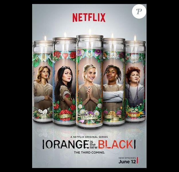 Orange is the New Black est de retour pour une saison 3 décapante !