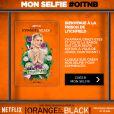 Créez votre propre affiche OITNB avec le Selfie Generator