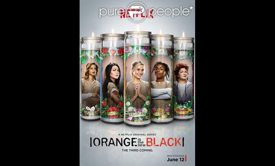 La saison 3 d'Orange is The New Black a débarqué sur Netflix le 12 juin