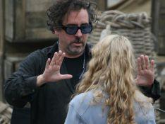REPORTAGE PHOTOS EXCLUSIVES  : Premières images du tournage d'Alice au Pays des Merveilles, de Tim Burton !